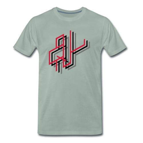 Triple QNL - T-shirt Premium Homme