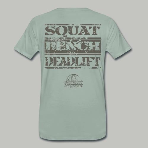 GerdB_3PRINTz(bitte max. 40° verkehrt waschen) - Männer Premium T-Shirt