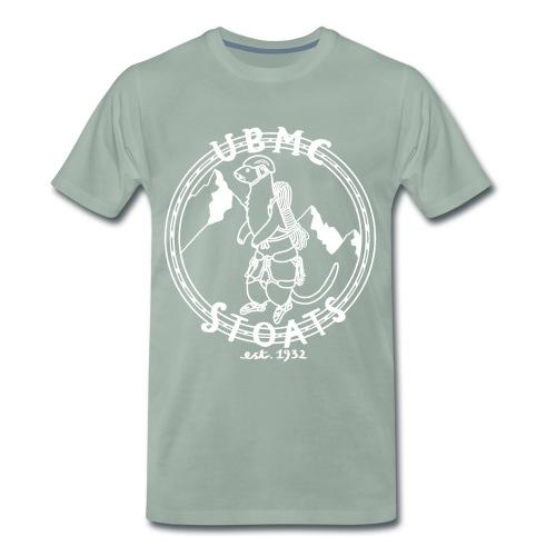 UBMC Stoat 19/20 - Men's Premium T-Shirt