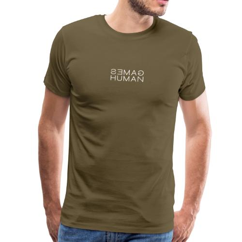 Human Games - Gegen Diskriminierung - Kollektion - Männer Premium T-Shirt