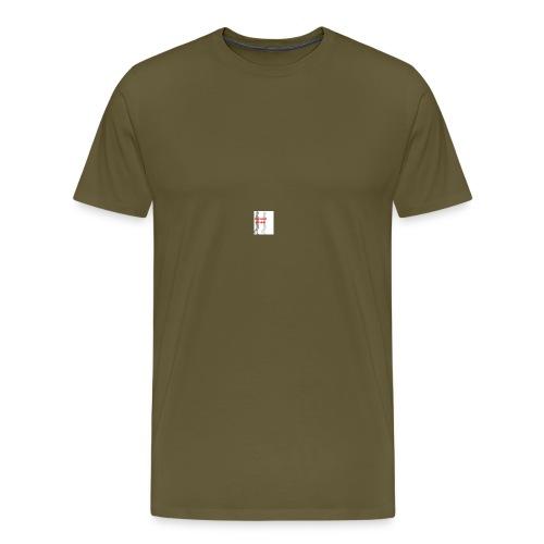 Aufrecht Gehen - Männer Premium T-Shirt