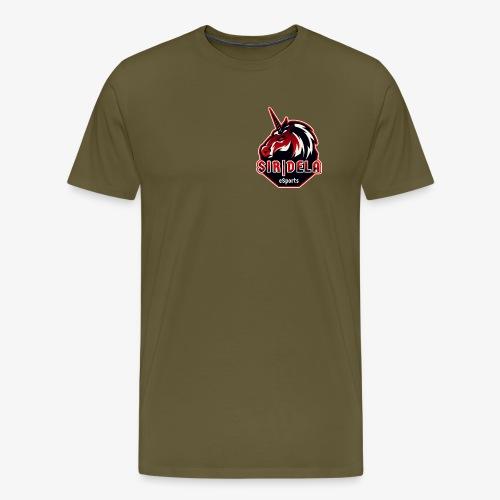 Wildes Einhorn - Männer Premium T-Shirt