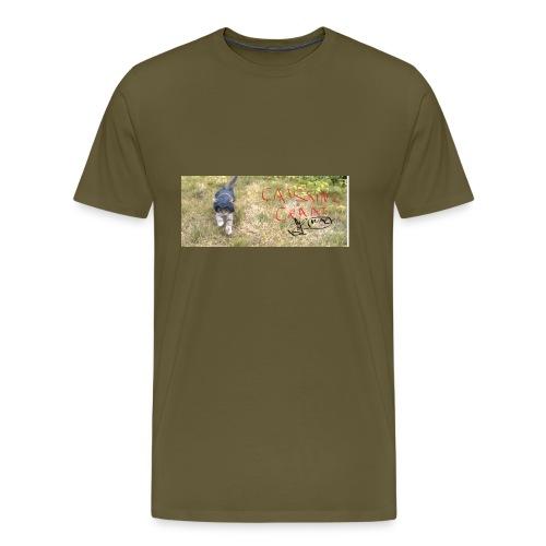 catssin's craat - Koszulka męska Premium