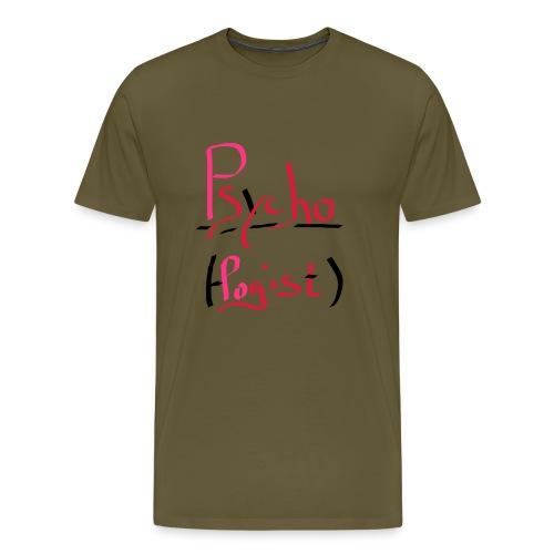 Psychologist - Männer Premium T-Shirt