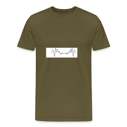 law - T-shirt Premium Homme