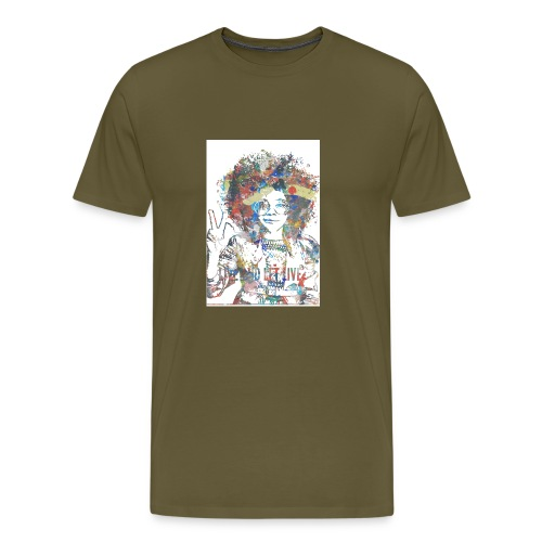 Live and let live, Geschenkidee - Männer Premium T-Shirt