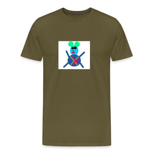 Maus - Männer Premium T-Shirt