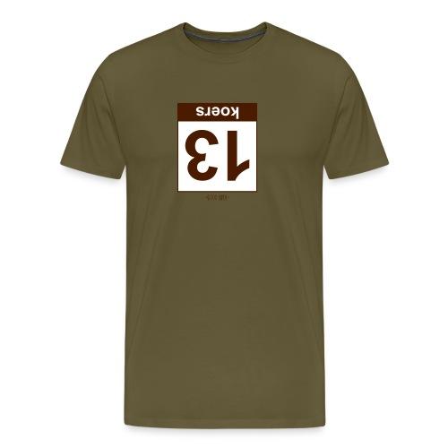 good luck koers wielrennen - Mannen Premium T-shirt