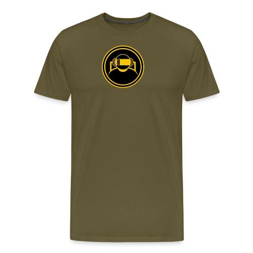 Machine Boy Yellow - Men's Premium T-Shirt