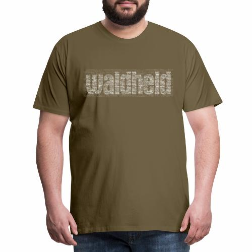 waldheld - Männer Premium T-Shirt