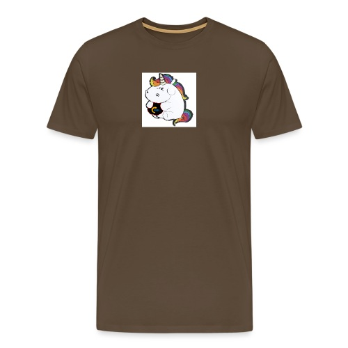 MIK Einhorn - Männer Premium T-Shirt