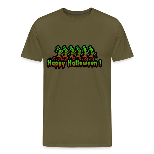Collection Horreur Happy Halloween 🎃!!! - T-shirt Premium Homme