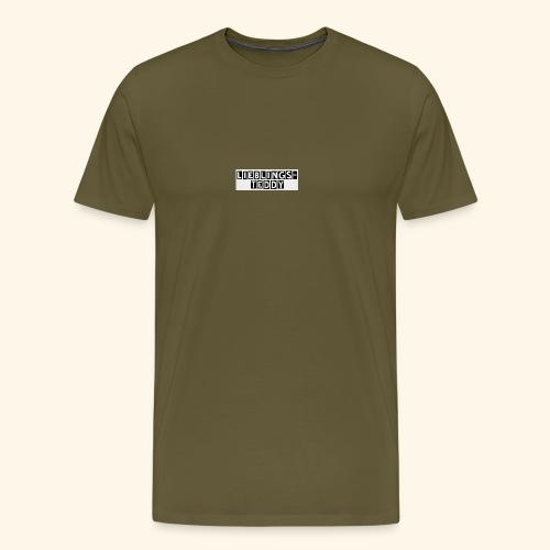 Lieblings-Teddy - Männer Premium T-Shirt