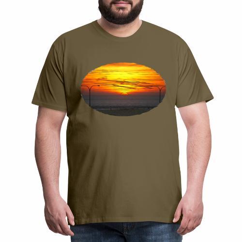 Sonne u Meer - Männer Premium T-Shirt