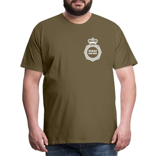 PINAC Photography Is Not A Crime - Men's Premium T-Shirt