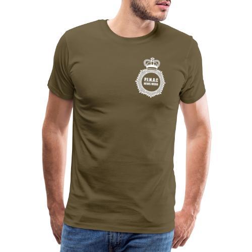 PINAC Photography Is Not A Crime - Men's Premium T-Shirt