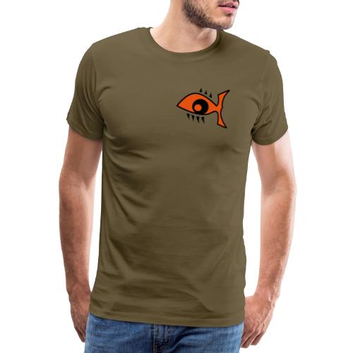 eye_fish - Männer Premium T-Shirt