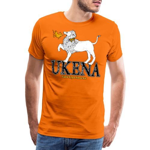 Ostfriesland Häuptlinge Ukena - Männer Premium T-Shirt