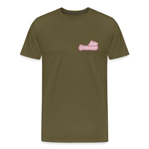 Schriftzug Anita Österreich - Männer Premium T-Shirt