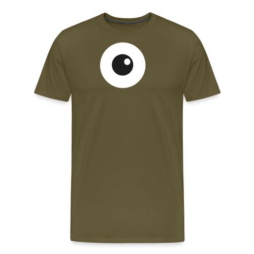 eye png - Men's Premium T-Shirt
