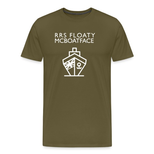 Floaty McBoatface tee - Men's Premium T-Shirt