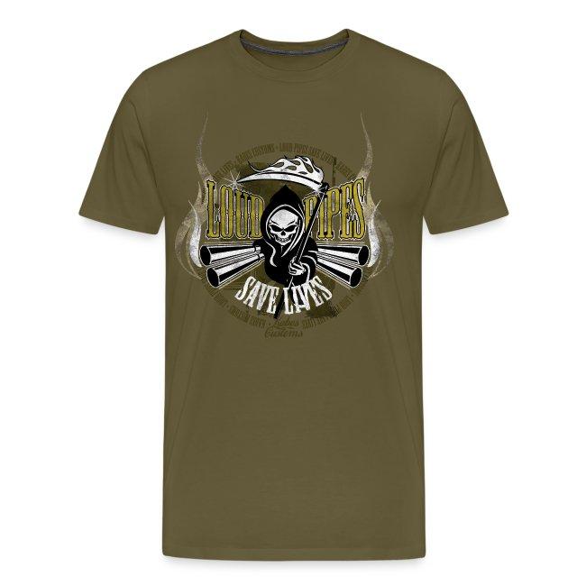 Kabes Loud Pipes T-Shirt