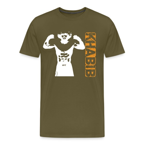 Khabib tshirt - T-shirt Premium Homme