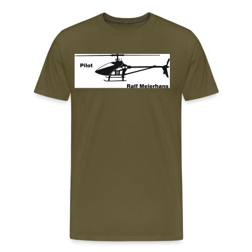 ralf meierhans - Männer Premium T-Shirt