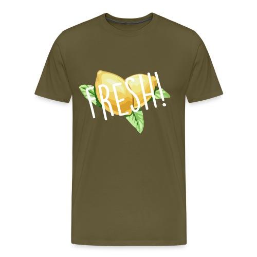 8468524 118571813 none orig png - Männer Premium T-Shirt
