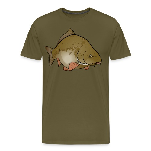 Red River: Carp - Men's Premium T-Shirt