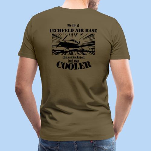 SFG_Back_COOLER_4_comic - Männer Premium T-Shirt