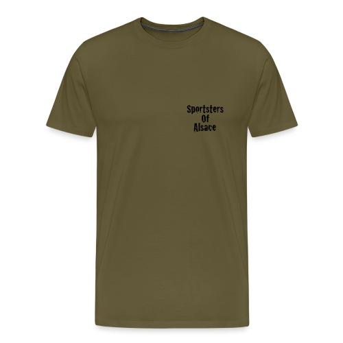 New_logo_poitrine2 - T-shirt Premium Homme