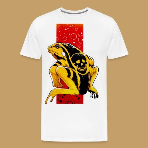 Death Frog - Koszulka męska Premium