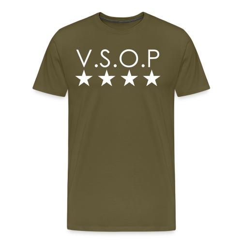 VSOP png - Premium-T-shirt herr