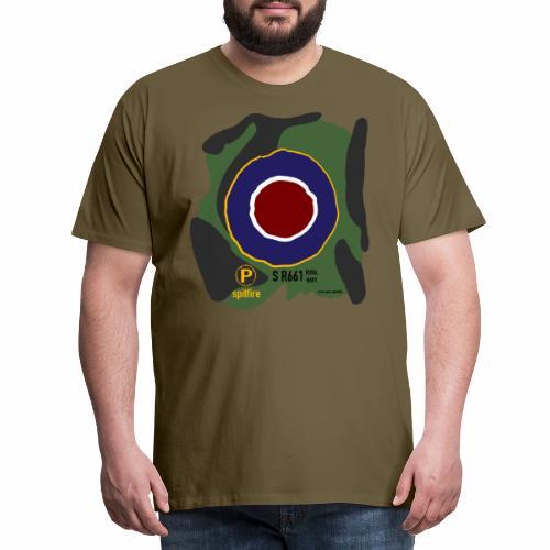 SPITFIRE - Camiseta premium hombre