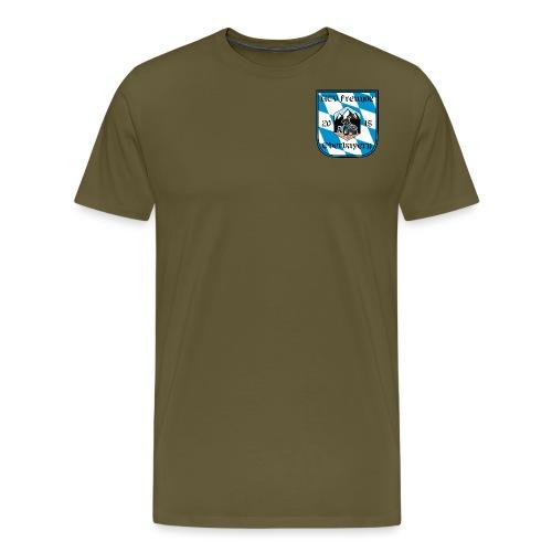 ATV Freunde Oberbayern Logo - Männer Premium T-Shirt