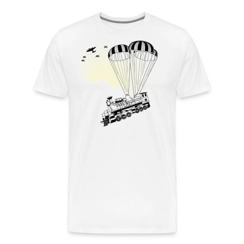 Bright Light - Herre premium T-shirt