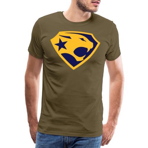 SUPER BLACK PANTHER - Männer Premium T-Shirt