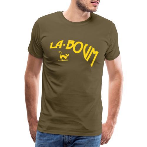 logolaboum - Männer Premium T-Shirt