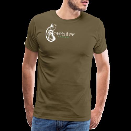 meister lampe - Männer Premium T-Shirt