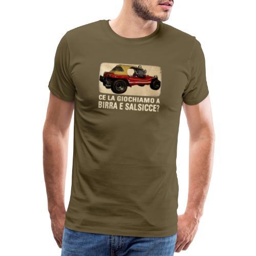 Dune Buggy - Maglietta Premium da uomo
