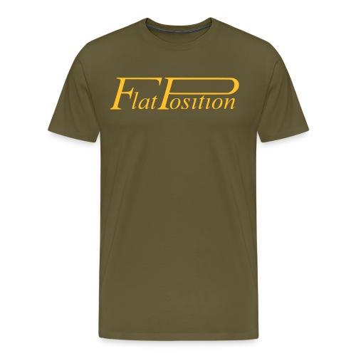 FP Schriftzug - Männer Premium T-Shirt