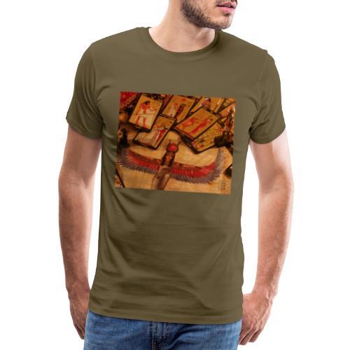 Tarocchi egizi - Maglietta Premium da uomo