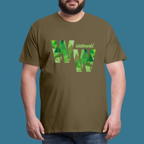 WW-Camouflage - Männer Premium T-Shirt