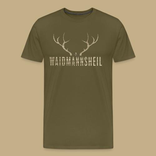 Waidmannsheil - Männer Premium T-Shirt