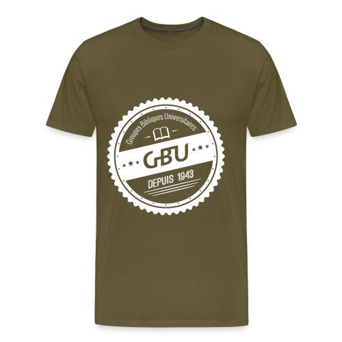 Blason GBU - T-shirt Premium Homme