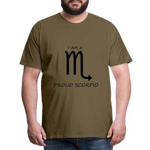 SCORPIO - Men's Premium T-Shirt