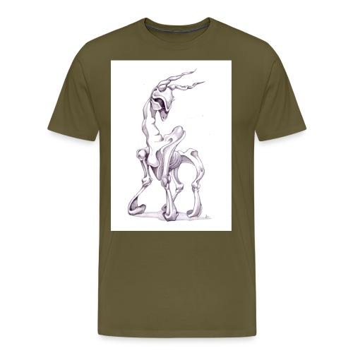 strange thing - Männer Premium T-Shirt