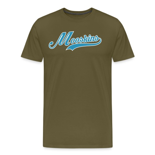 Mooskins classic 1 - Maglietta Premium da uomo