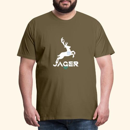 Jager Bayern - Männer Premium T-Shirt
